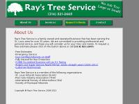 Ray's Tree Service, St. Louis MO