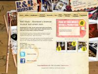 rbmusic.co.uk R&B music, aberdeen music shops, music stores