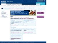 RBS | Travel and international services | Travel money and insurance