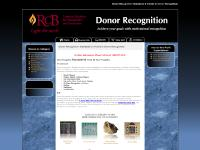 rcbdonorrecognition.com Milwaukee Wisconsin, donor recognition walls, interactive donor wall