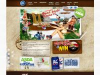 RC Cola UK