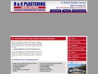 rcplastering.co.uk