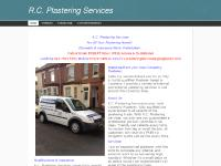 R.C. Plastering Services | Plasterer In Coventry