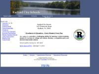rcps.org Quick Links, Vacancies, School Events