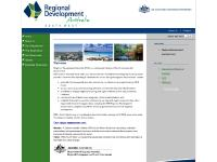 Regional Development Australia - South West Region