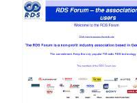 RDS Forum 2010