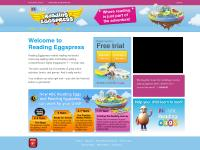 Home - Reading Eggspress | Where reading is just part of the adventure!