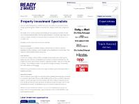 Property Investment Specialists - Ready2invest