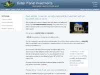 Real estate investment plan in Ontario, Canada.