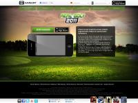 realgolf2011.com Game Info, Players, Courses