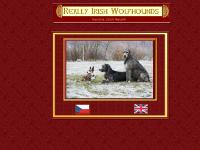 REALLY IRISH WOLFHOUNDS