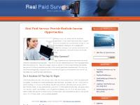 Finding Real Paid Surveys The Right Way, Find Real Paid Surveys, legitimate, real money