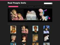 Real People Dolls - Home