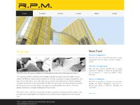 RPM | Real solutions for planning & construction