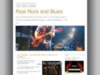 realrockandblues.com real rock and blues, blues, rock