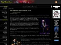 Classic Rock News, Views and Reviews | Real Rock News