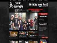 realrocknrollmovers.com
