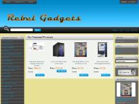 rebelgadgets.com online retailer, gadgets, computer