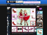 RebelGirlz Punk Shoes, Clothing and Accessories - Home