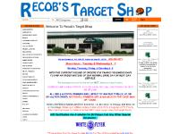 Welcome To Recob's Target Shop