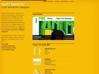 reconstitute.net Portfolio, Resume, Kevin Sweeney