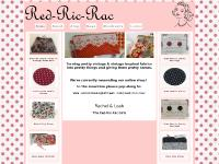 red-ric-rac.co.uk vintage, vintage fabric, pretty
