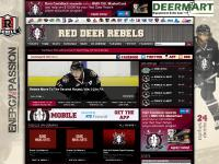 reddeerrebels.com Canadian Hockey League, CHL, Ligue Canadienne de Hockey