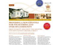 Red Deer Village Site – Park Homes Glasgow, Scotland, Park Home Living, Craigendmuir,
