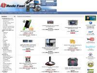 Como comprar, Formas de pagamento e envio, Segurança, Fale conosco