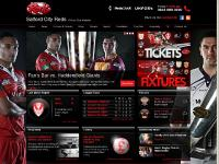 Academy Fixtures, Shop, Tickets, Squad