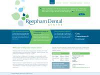 reephamdentalcentre.co.uk Dentist, hygienist, tooth whitening