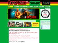 Sponsors, Festival Info, Website design by Bigfork