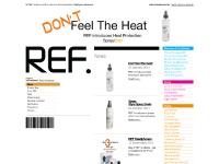 News | REF - Professional Haircare and Beaty products