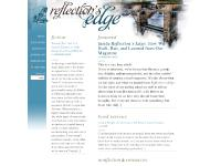 Reflection's Edge: The E-Zine for Thoughtful Readers & Writers