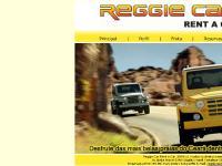 REGGIE CAR - Locação de veiculos de passeio e 4x4 em Fortaleza