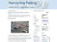 Reinventing Parking