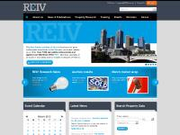 reiv.com.au VicForms, Property Research, Training