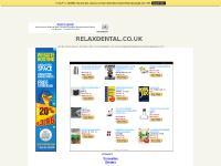 relaxdental.co.uk domains, hosting, design