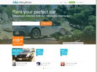 Rent cars or make money renting your car – RelayRides