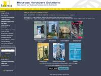 relcross.co.uk LCN, 'Von Duprin', Schlage