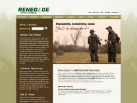 Renegade Archery | Compound Hunting Bows