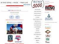 RENO 5000 - 5k Race Series. 7 Races. 1 Finish Line.