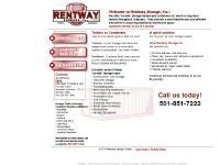 rentwaystoragetrailers.com mobile storage, storage, Mobile Mini