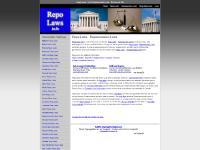 Repo Laws - Repossession Laws - RepoLaws.info