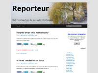 reporteur.com London riots, financial crisis, world economy