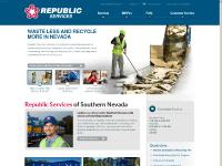 republicservicesvegas.com Locations, Services, FAQs