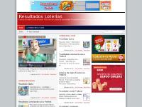 resultados-loterias.net Resultados Loterias da caixa Federal , Resultado Mega Sena, Resultado Loteria Federal
