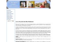 Retirement Communities, Retirement Calculator, Retirement Benefits, Senior Dating