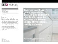 retokitchens.com Bespoke kitchens, Reto, Reto Kitchens
