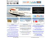rewardscanada.ca Air Canada Aeroplan, Hilton HHonors, Japan Airlines Mileage Bank